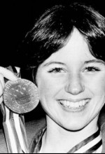 Dorothy Hamill cut from the front