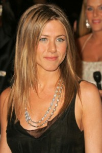 jennifer aniston with long hair layers