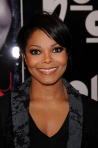 janet jackson oblong diamond shape face