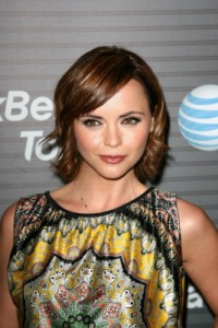 christina ricci round face shape