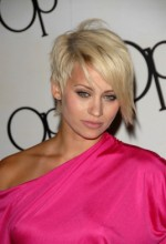 kimberly wyatt asymmetrical haircut
